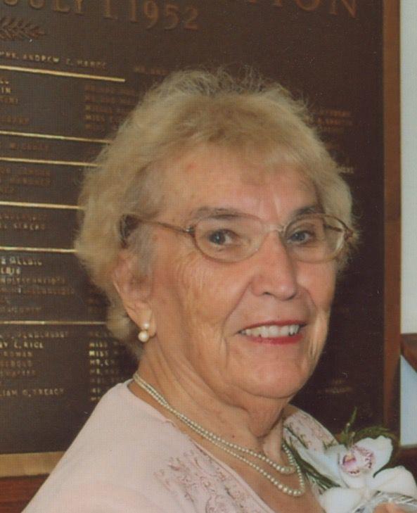 Dolores Joyce Hayden