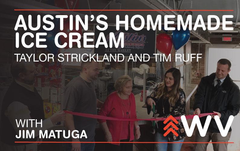 Episode 156 - Austins Homemade Ice Cream