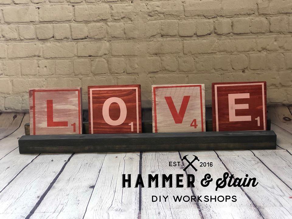 Sweetheart work shop