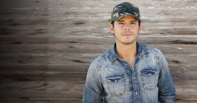 Granger Smith brings country to The Clarksburg Amphitheater