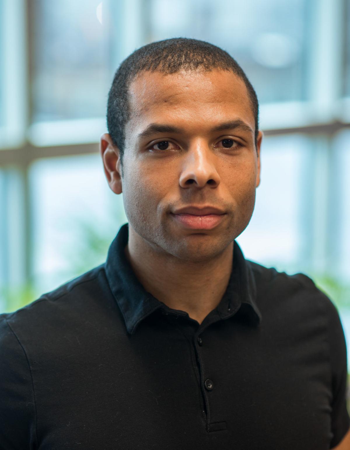 Brandon Henderson, Marshall University researcher, professor