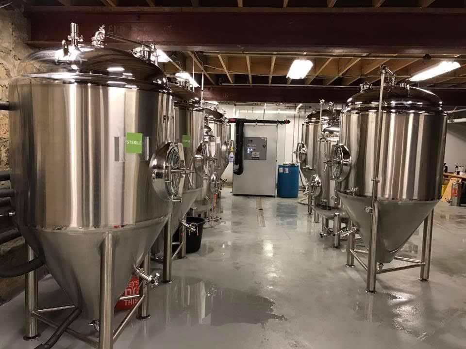 Positively WV — Episode 6: Parkersburg Brewing Company success
