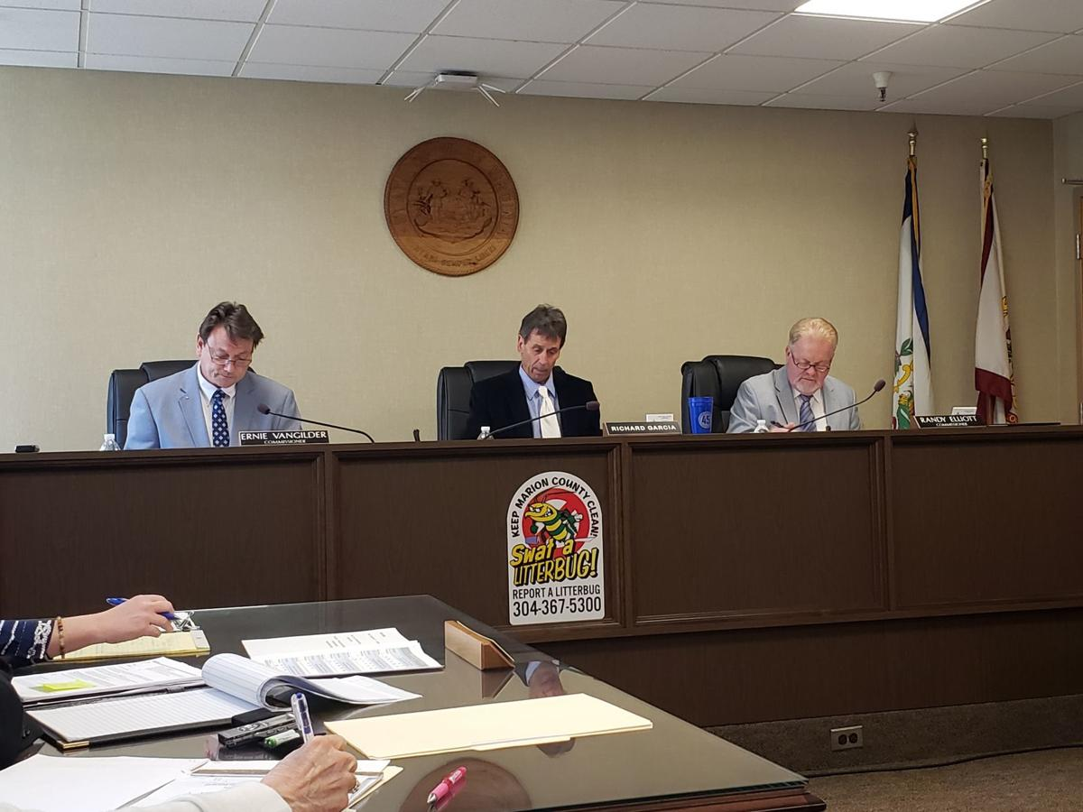Marion County Commission - May 2020