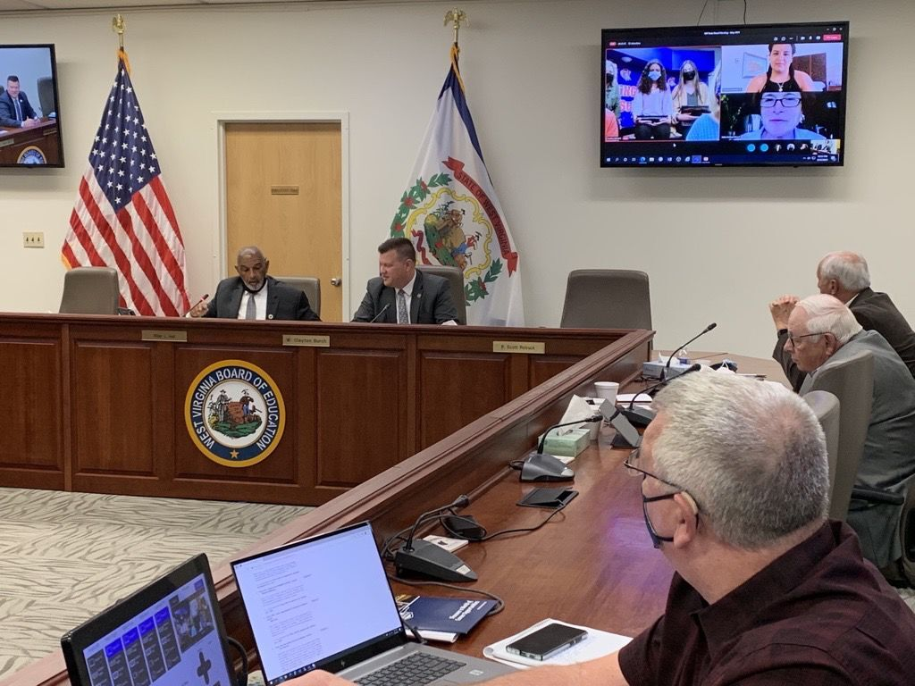 State School Board briefed on early learning study, hears concerns, plans for state education advisory team