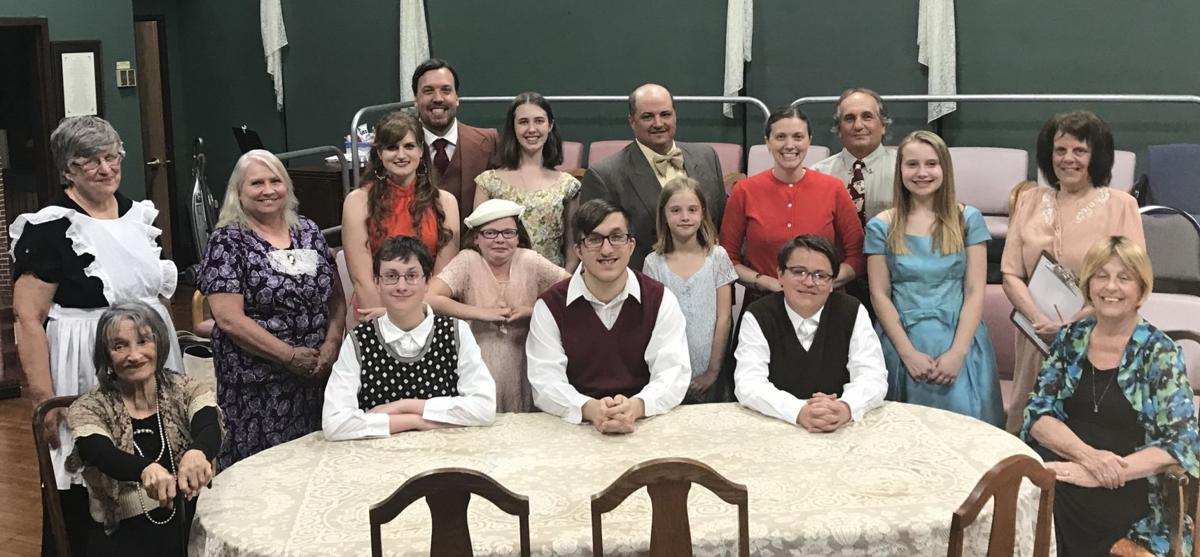 'The Dining Room' to be staged at OTT