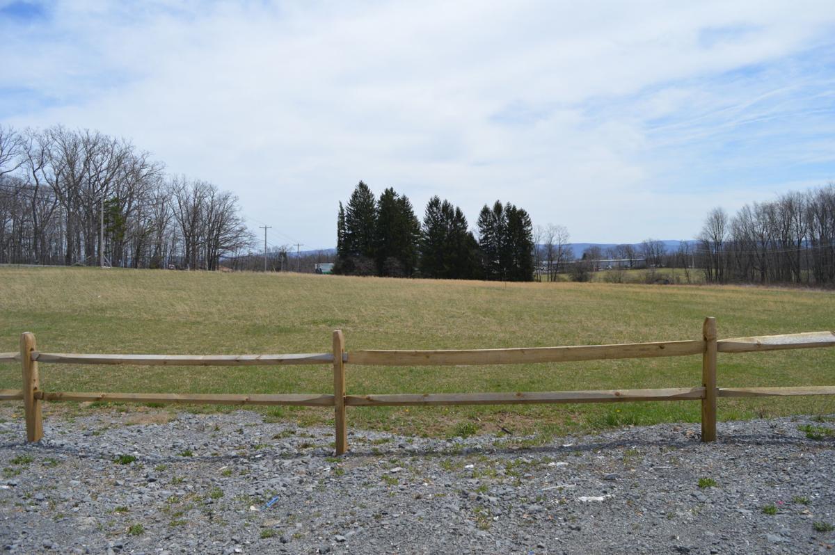 Peddicord's property on W.Va. 7
