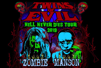 Zombie And Mansons Twins Of Evil Tour To Rock Huntington
