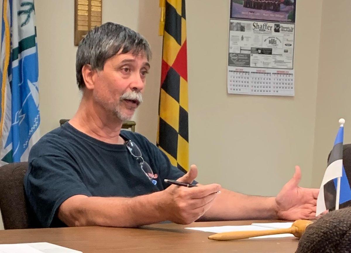 Mayor Mark Diehl