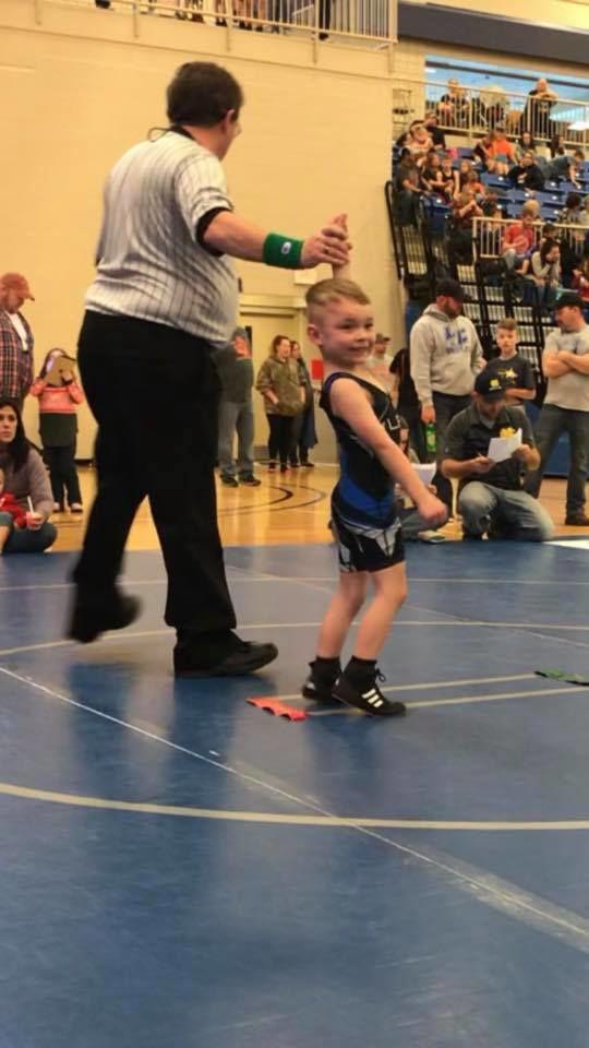 Little guy, Big win