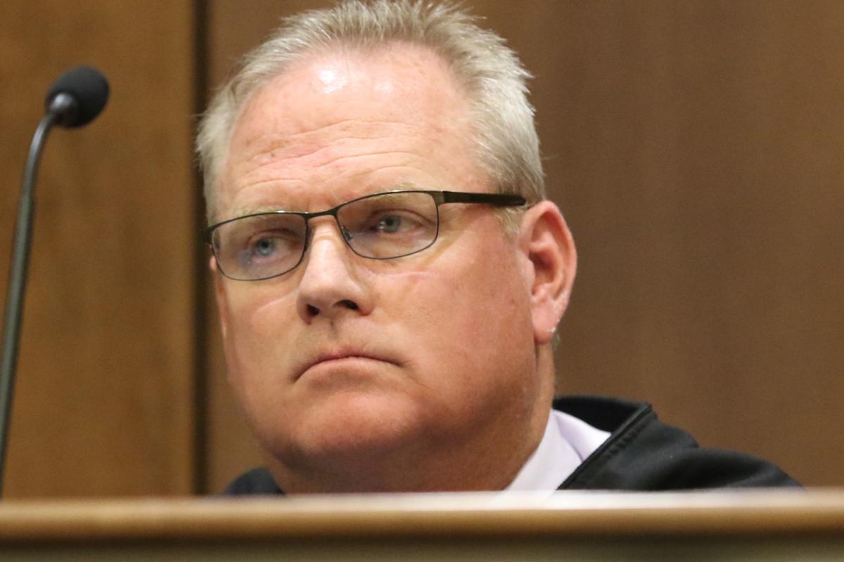 Chief Judge Jake Reger