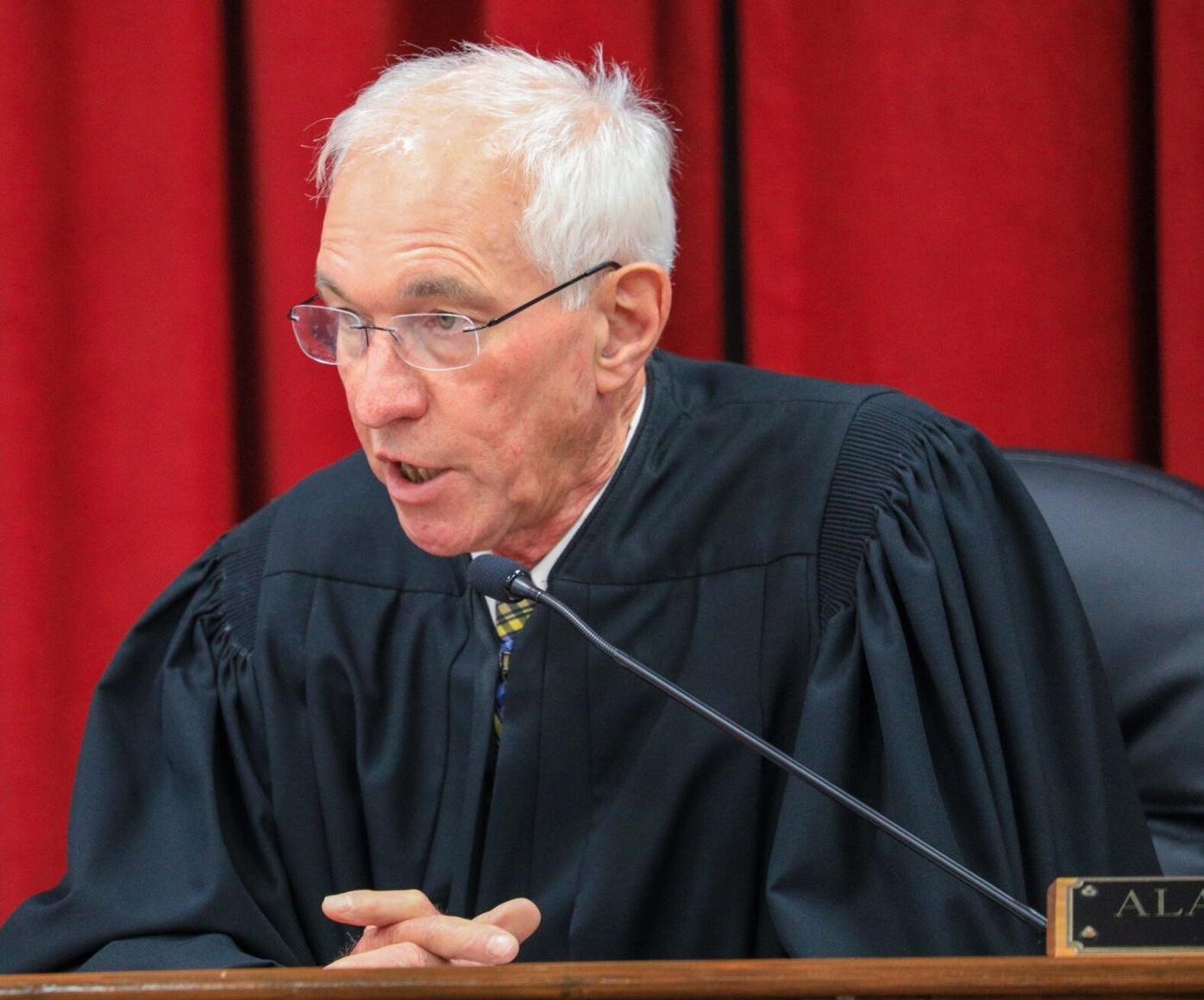 Judge Alan D. Moats