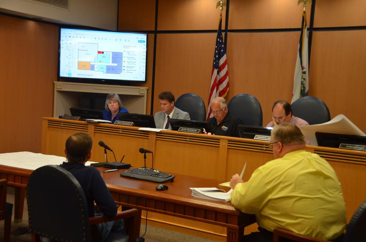 Harrison, WV, Commission to discuss future of county's rail