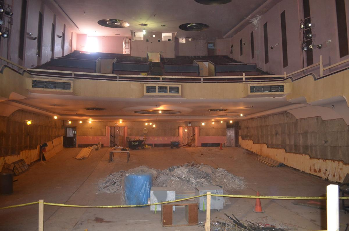 The transformation of the Robinson Grand Performing Arts Center | WV