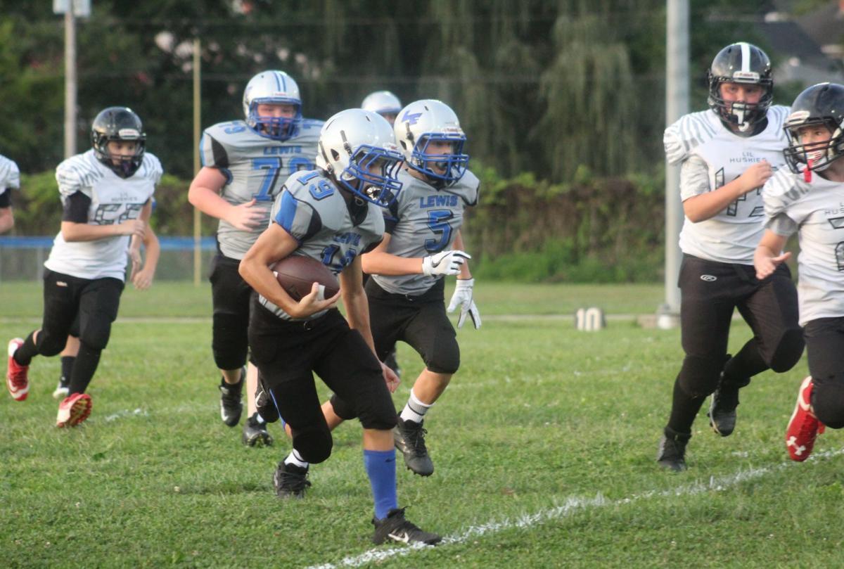 LC Midgets Rolls Past North Marion 40-6 | Sports | wvnews com