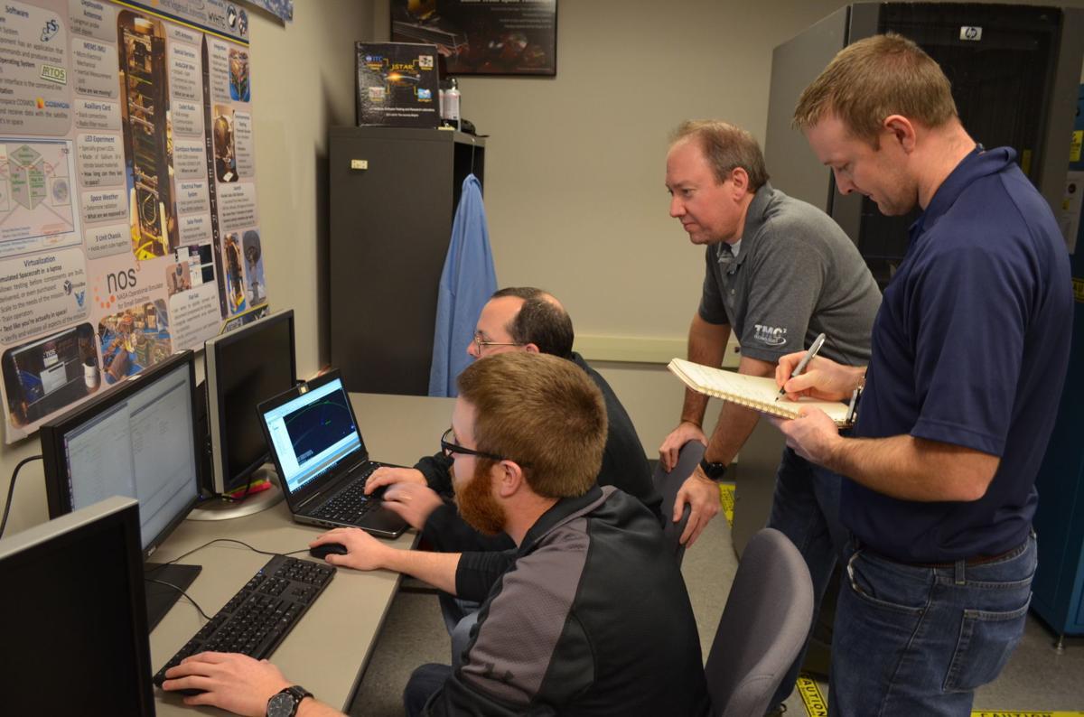 NASA IV&V - STF-1 monitoring