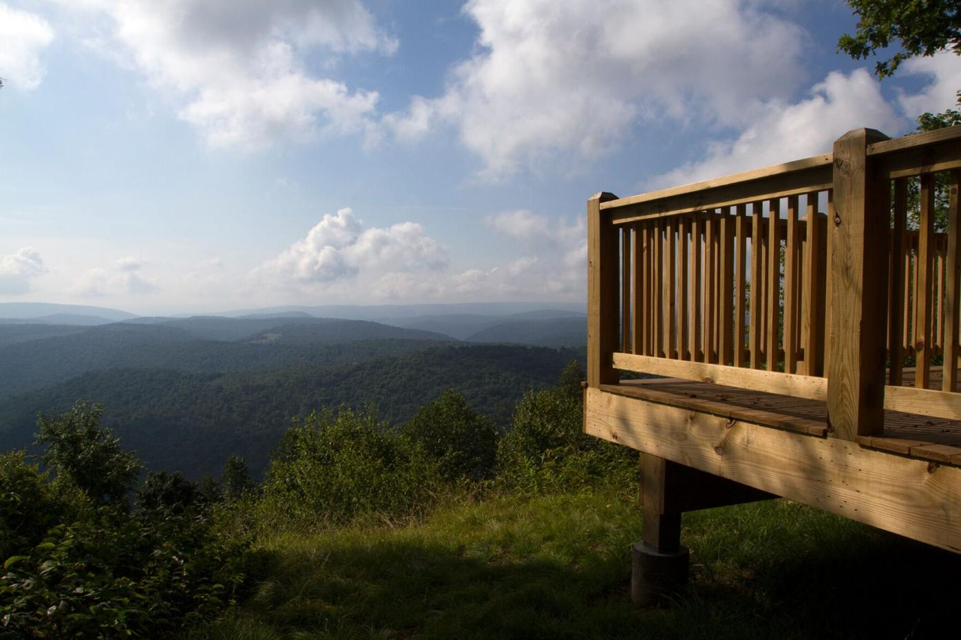 Meadow Mountain overlook