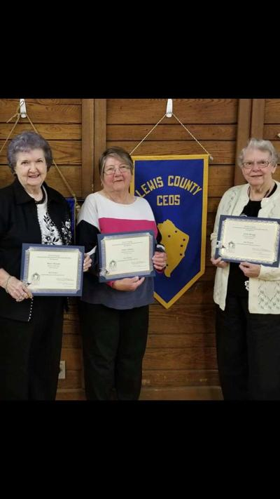 Three Honored at WVCEOS Conference