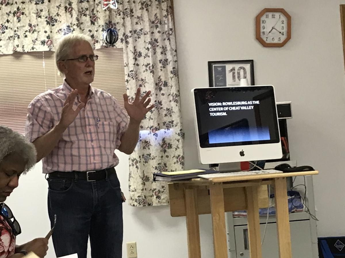 Tim Weaver and master plan