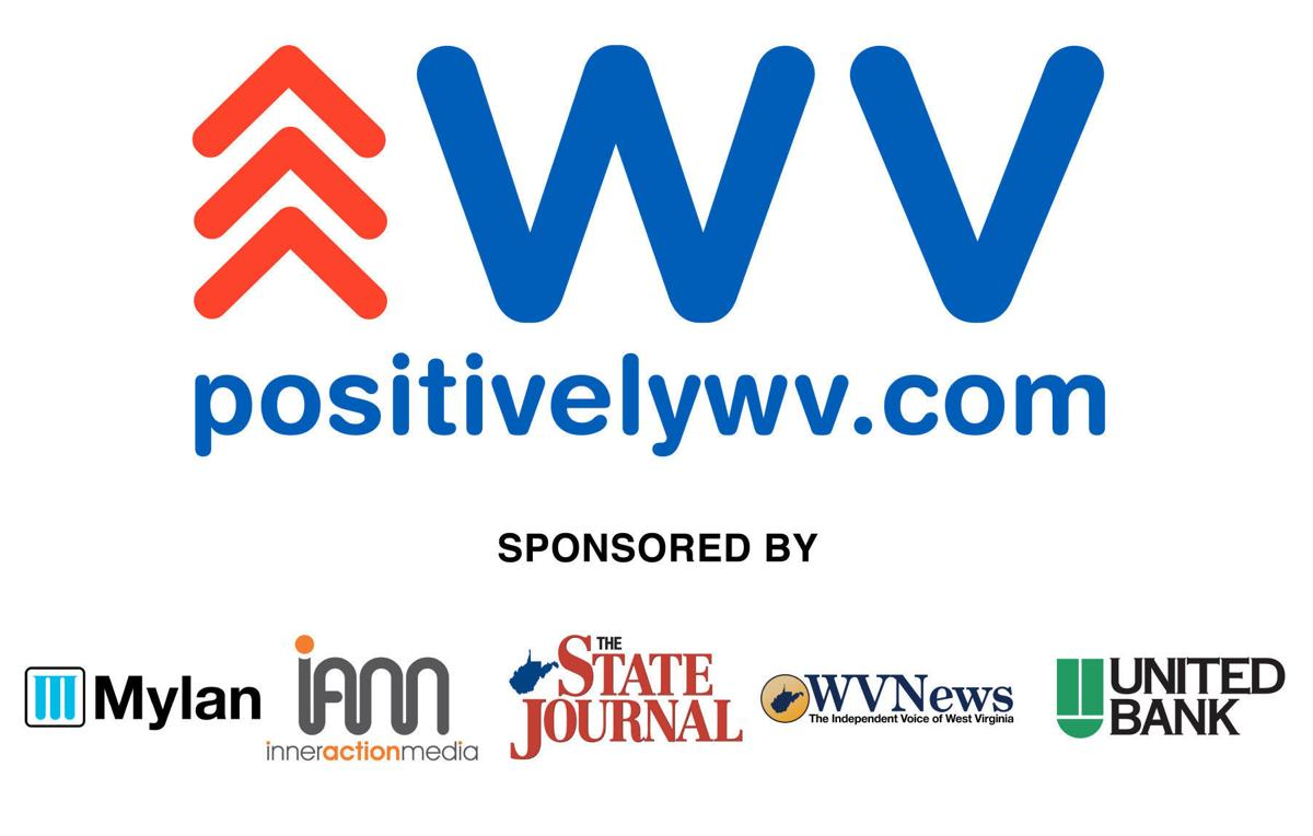 Positively WV logo