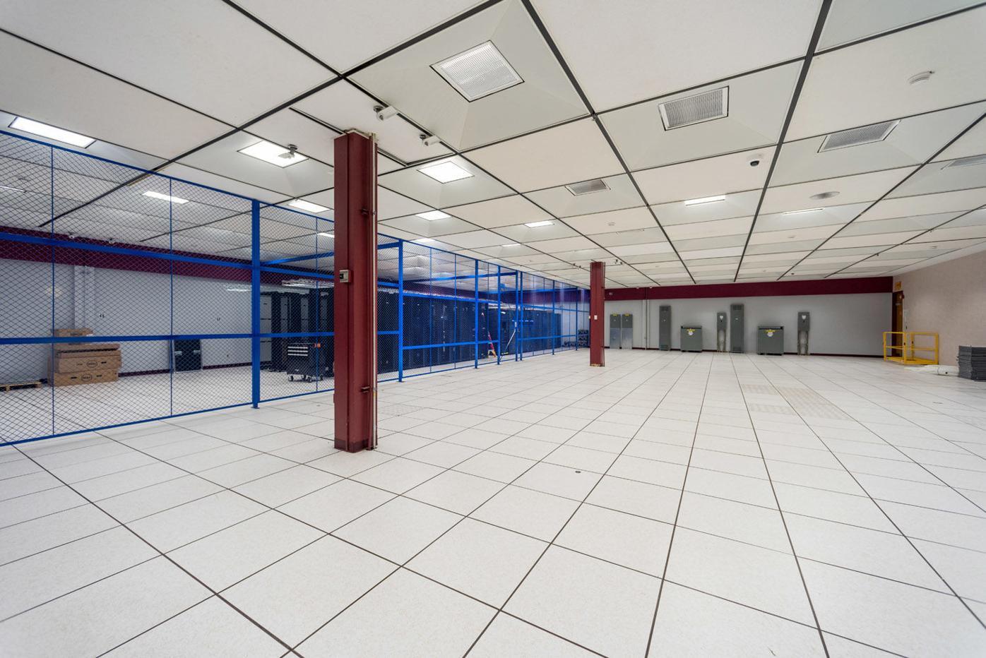 Alpha Technologies data center