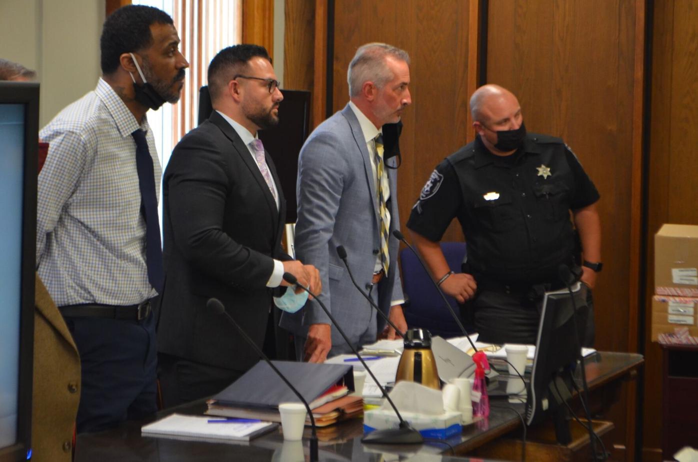 Lyon in court