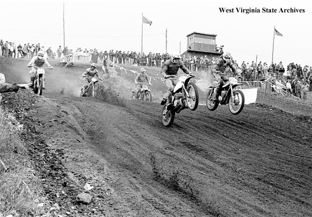 Off-road motorcycle racers recall sport's early days in