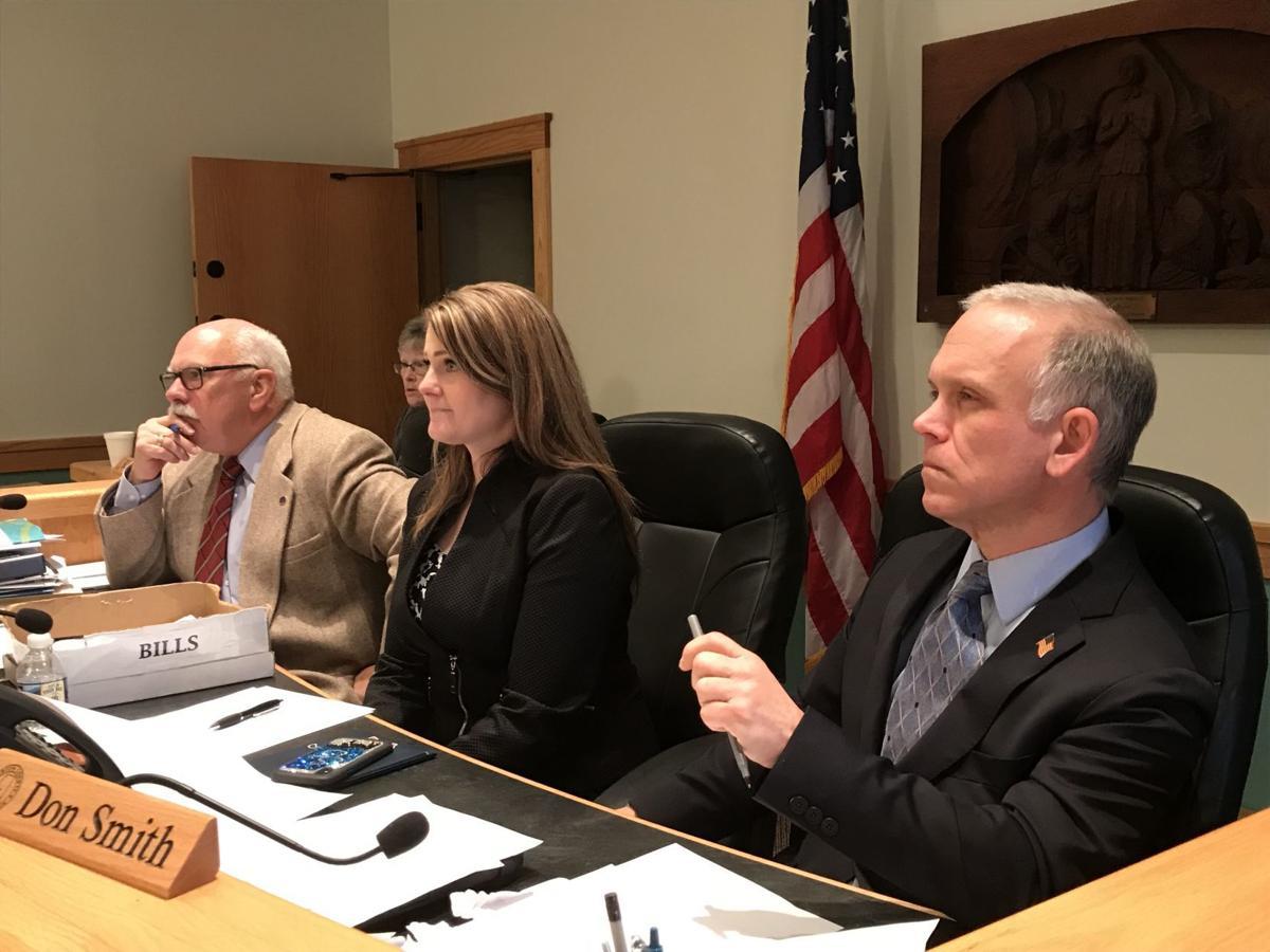 Preston County Commissioners