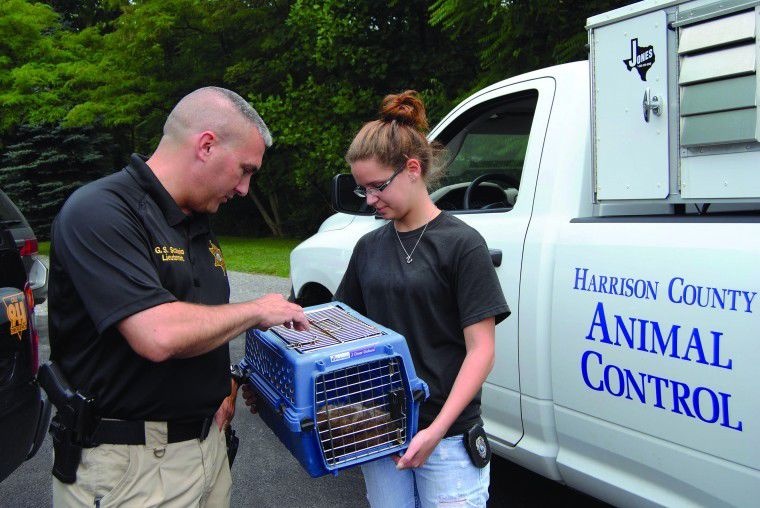 Humane officers job all about rescuing neglected abused animals