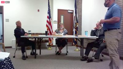 Preston County Commission/V.J. Davis
