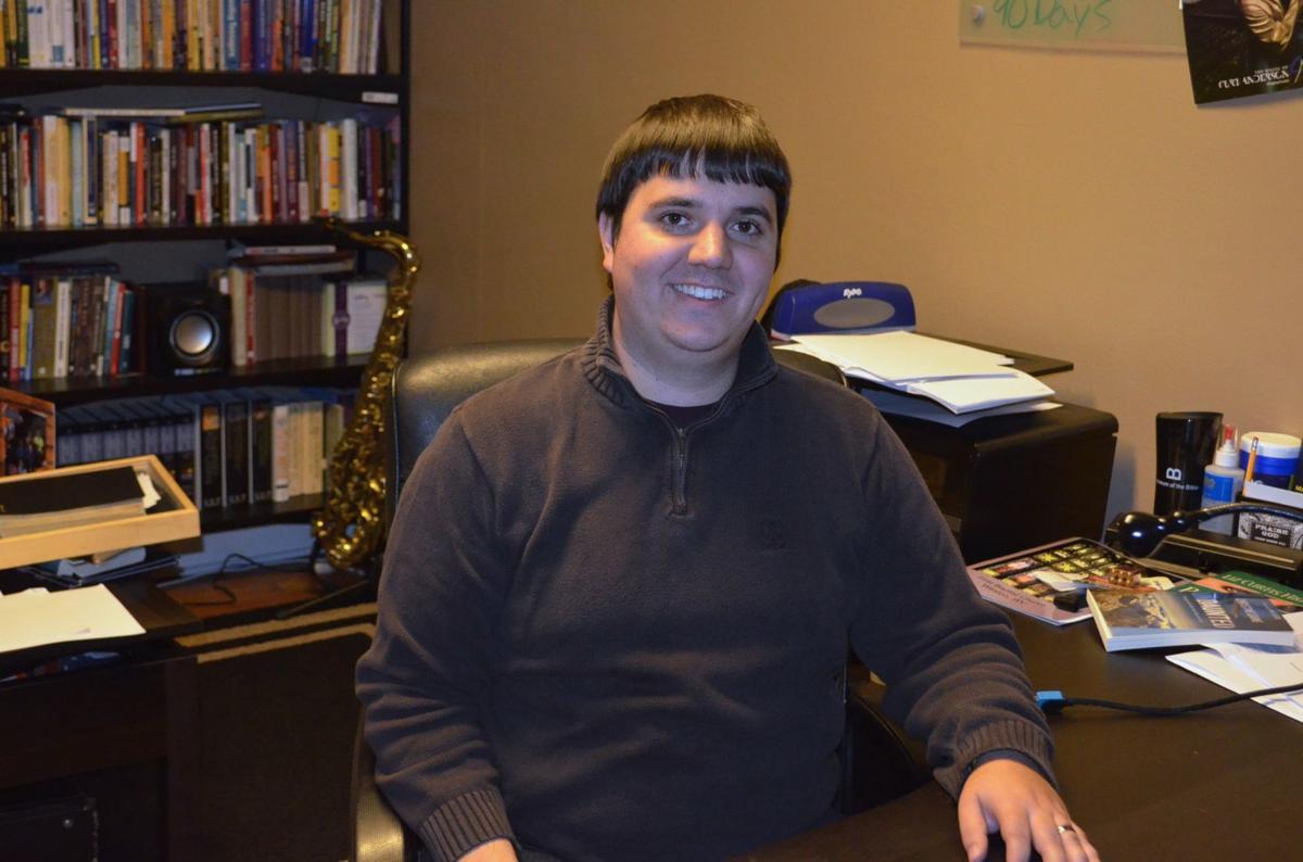Pastor Eric Kendall