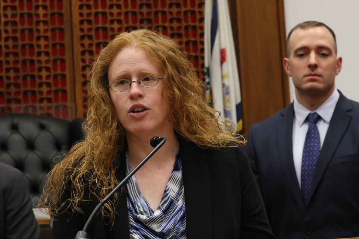 Lewis Prosecutor Christina Flanigan