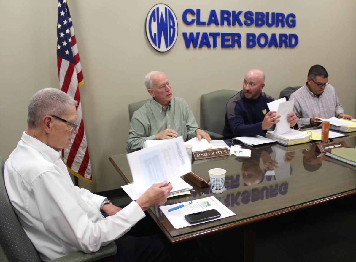Clarksburg Water Board