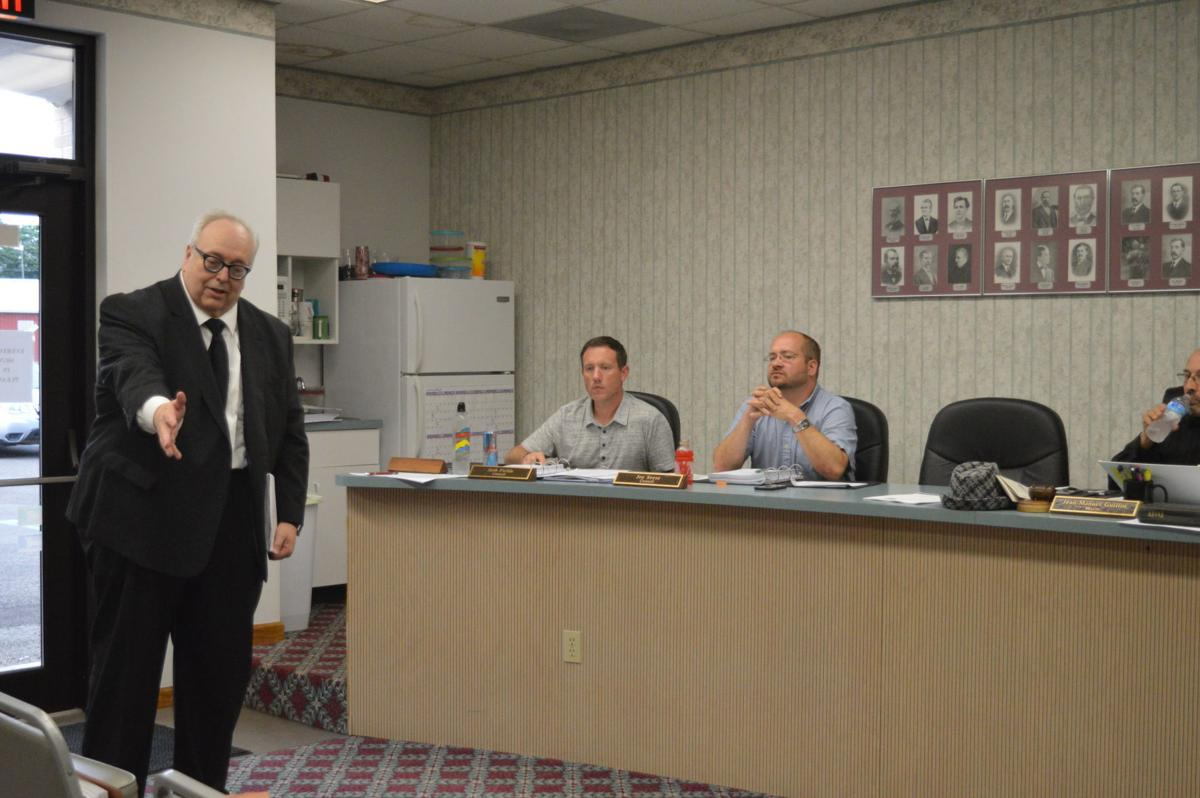 West Virginia State Tax Department Mark Morton