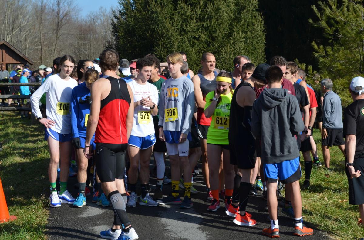 2019 Run to Read - warming up