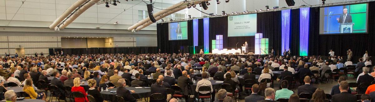 SHALE INSIGHT Conference always attracts large crowd