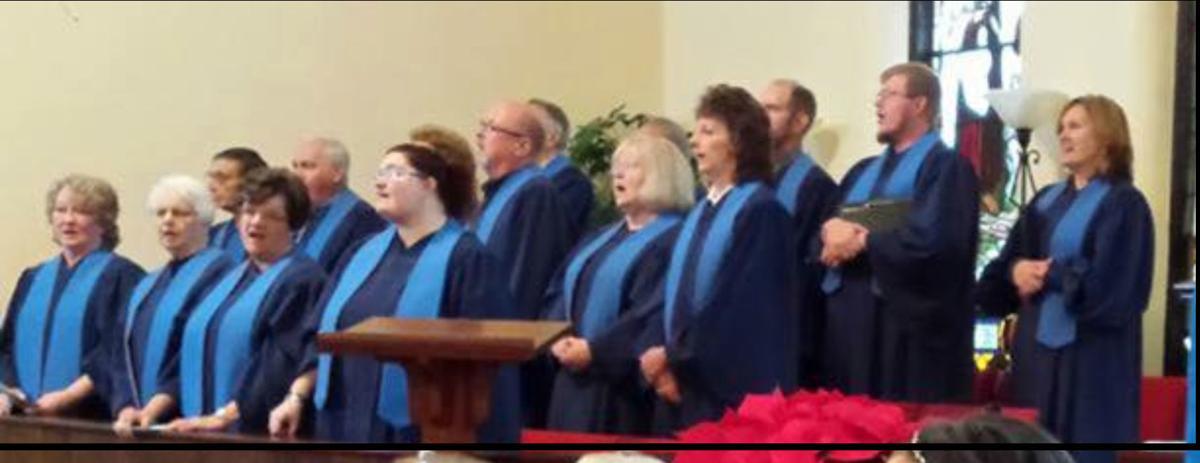 St. Matthew UMC choir