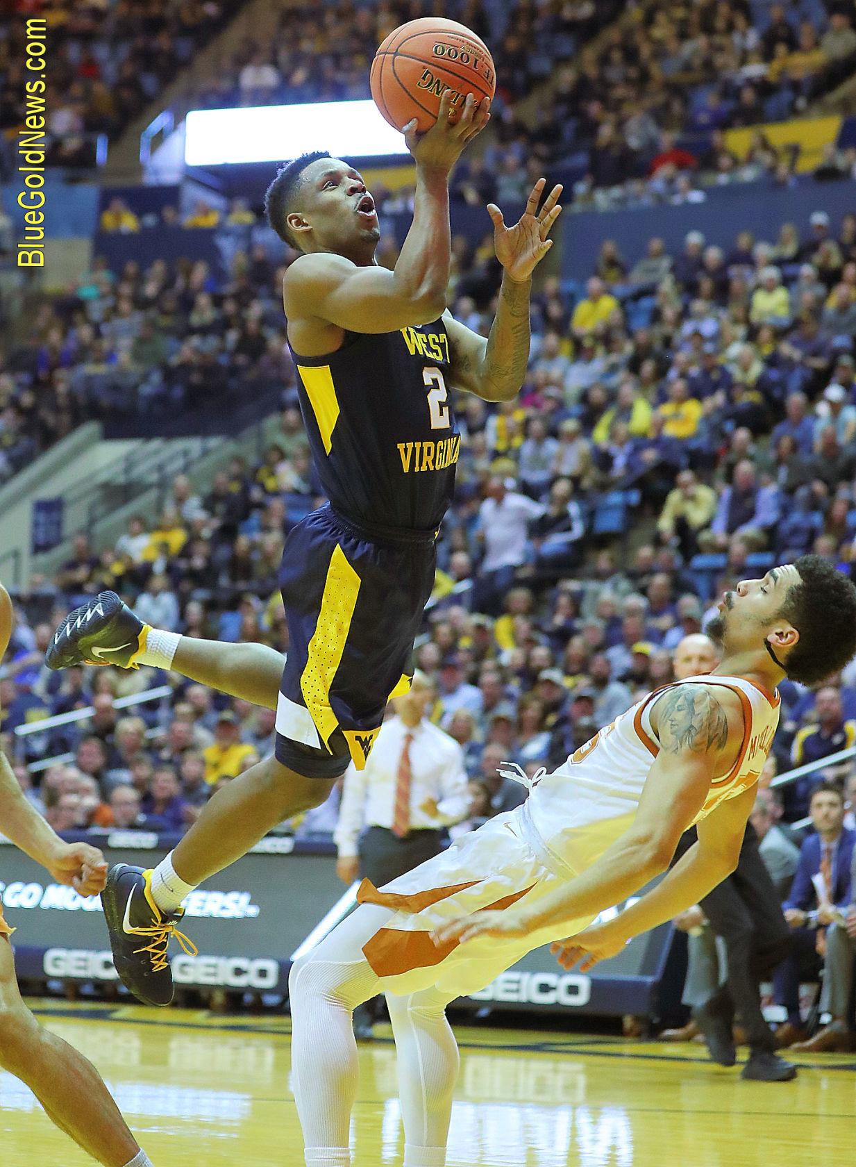 Texas dunks West Virginia, 75-53   Sports   wvnews.com