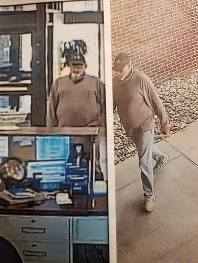 BC Bank suspect