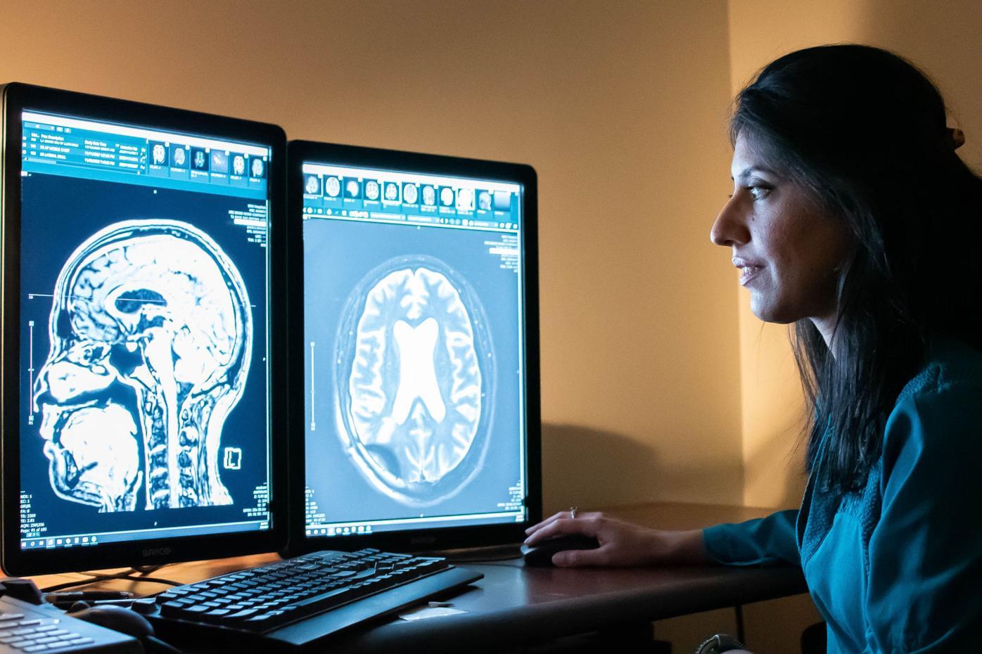 WVU Ultrasound Alzheimer's Treatment