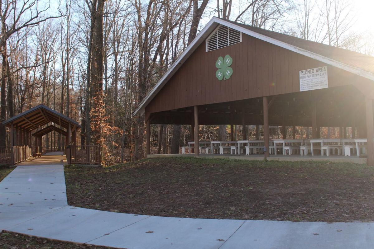 4-H pavilion