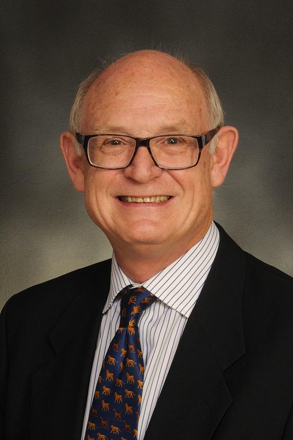 Gordon Smith, researcher and epidemiologist at WVU