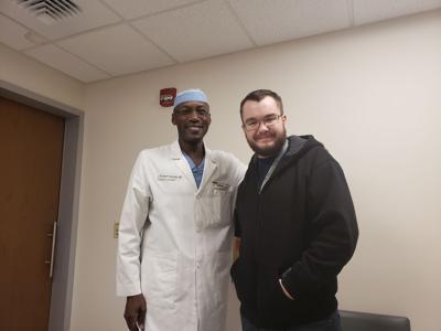 WVU Medicine - Dr. Hayanga
