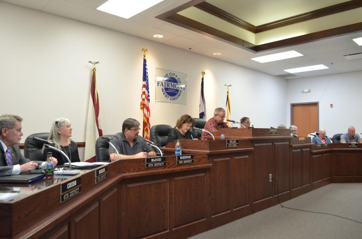 Fairmont City Council - March 2019