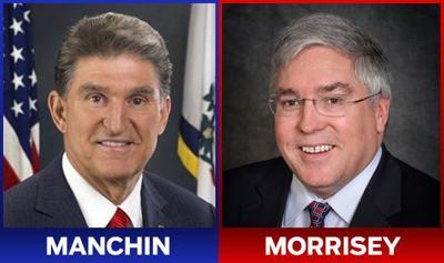 Manchin, Morrisey