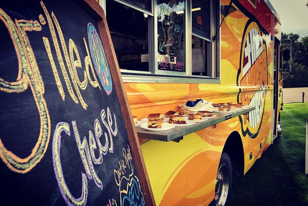 The Cheese Melt truck