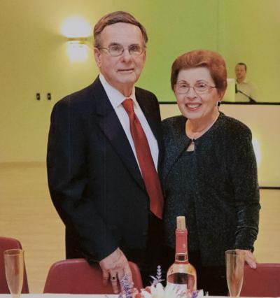 Gene and Betty Larosa recently celebrated their 60th wedding anniversary.