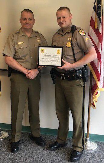 Commander's award winners 2