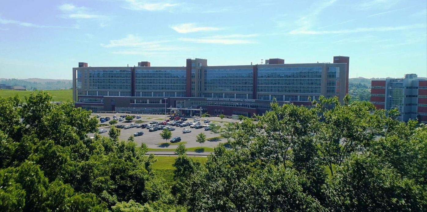 New UHC--United Hospital Center Woods View II.jpg