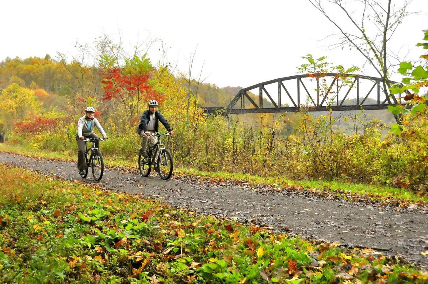 Mon River Trail South