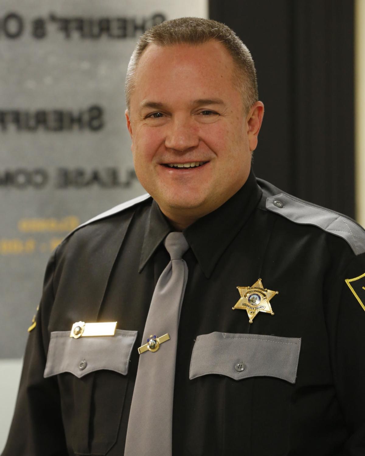 Harrison County Sheriff Robert Matheny